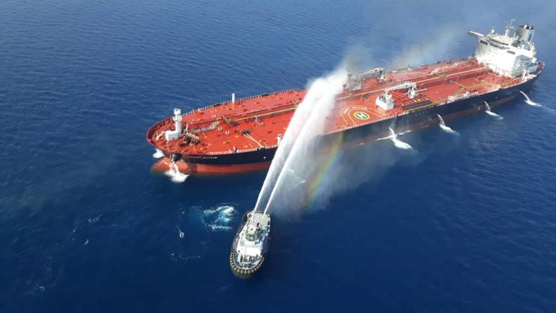 Tanker-Angriff: USA wollen Verbündete von Irans Schuld überzeugen - Lage spitzt sich weiter zu