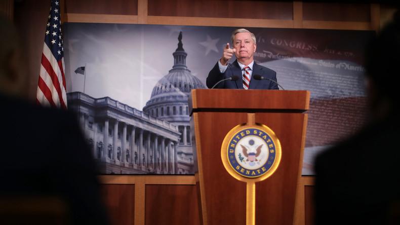 Senator: USA müssen Venezuela besetzen, um andere Länder auf Linie zu bringen