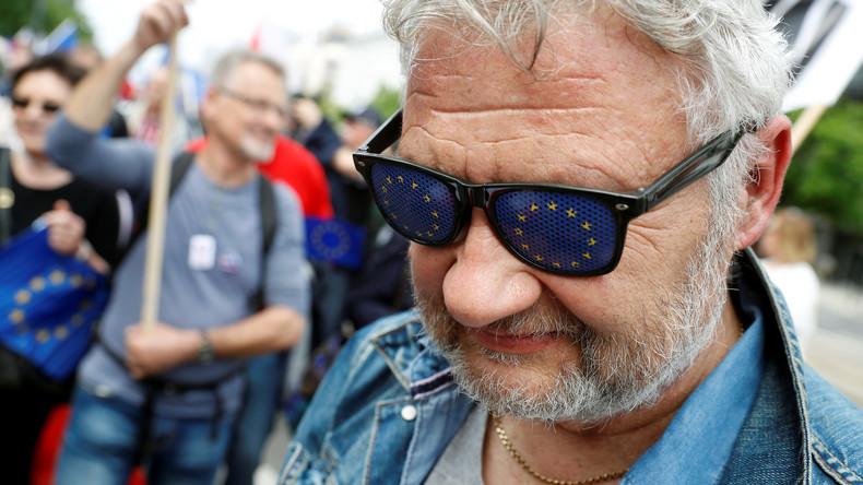 """Die vermeintliche """"russische Spur"""" bei EU-Wahlen wird kälter und kälter"""