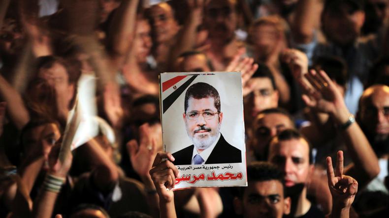 Nach Tod von Ex-Präsident Mursi: Ägyptische Sicherheitskräfte in hoher Alarmbereitschaft