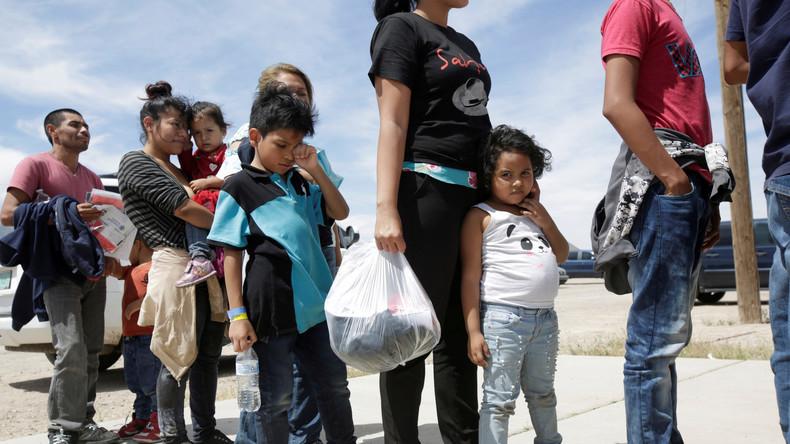 Gegen illegale Migranten: USA setzen Finanzhilfen für El Salvador, Guatemala und Honduras aus