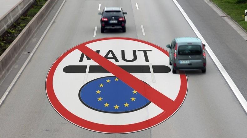 EuGH: Deutsche Pkw-Maut nicht mit EU-Recht vereinbar