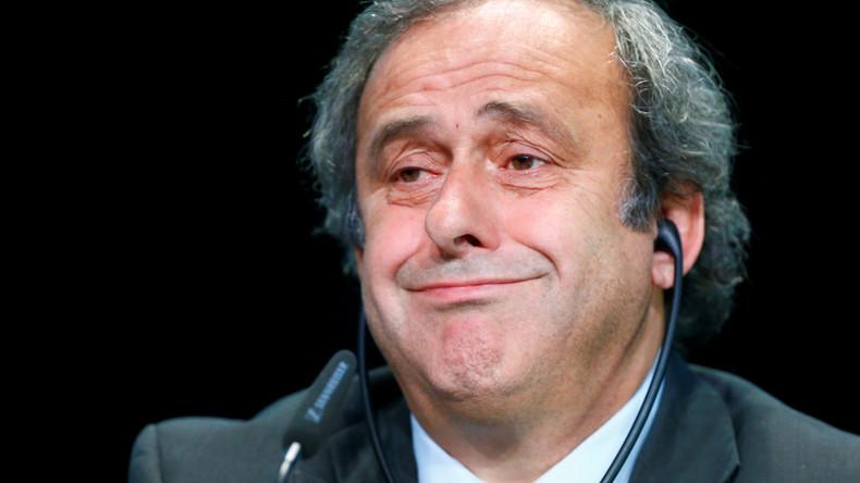 Medienberichte: Ex-UEFA-Chef Michel Platini verhaftet
