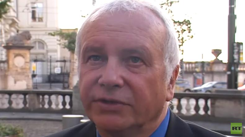"""Russland-Experte: """"USA zeigen, dass sie Cyberwaffen besitzen"""" (Video)"""