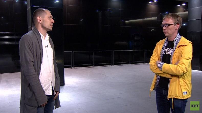 """Interview mit Iwan Golunow: """"Jetzt weiß ich alles über gefälschte Drogenfälle"""""""