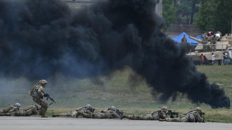 US-Army ist weltweit größter Umweltverschmutzer (Video)