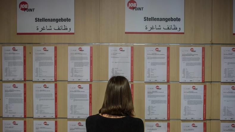 Studie: Wenige Flüchtlinge schaffen den Aufstieg im Job – Schnelles Geldverdienen hat Vorrang