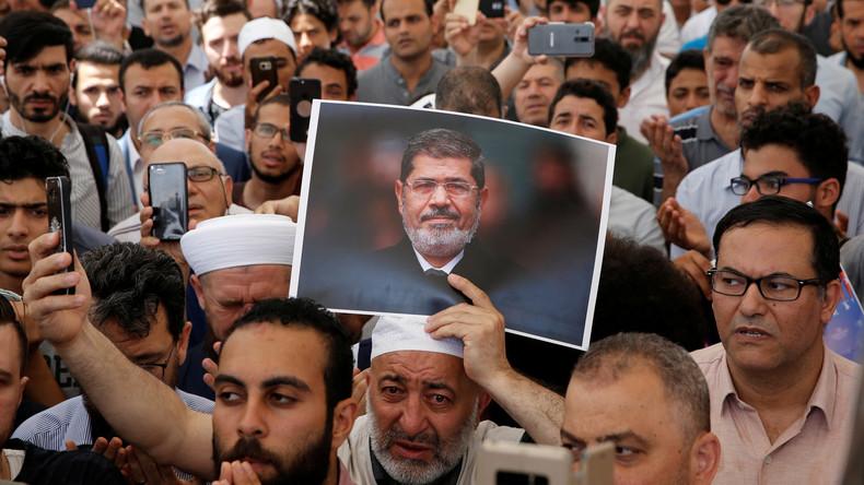 """Verstorbener ägyptischer Ex-Präsident Mursi: Herzinfarkt oder """"Mord""""?"""