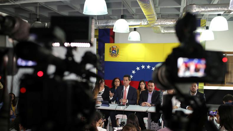 Aufgedeckt: US-gestützte venezolanische Opposition veruntreut humanitäre Hilfsgelder für Luxusgüter