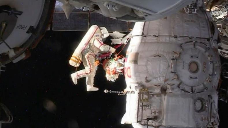 """""""Kosmonauten verweigern Abgabe"""" – Russische Wissenschaftler suchen dringend Samenspender im Weltall"""