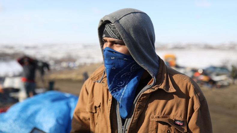 USA: Umstrittenes Demonstrationsgesetz in South Dakota (Video)
