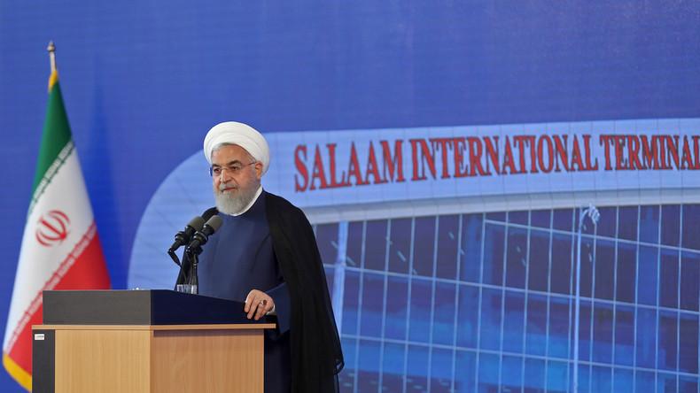 Letzte Chance: Iran kündigt Treffen zum Atomabkommen in Wien an