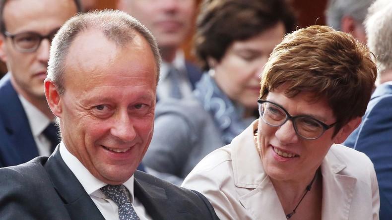 Die Kanzlerfrage: Friedrich Merz schließt Kandidatur nicht aus