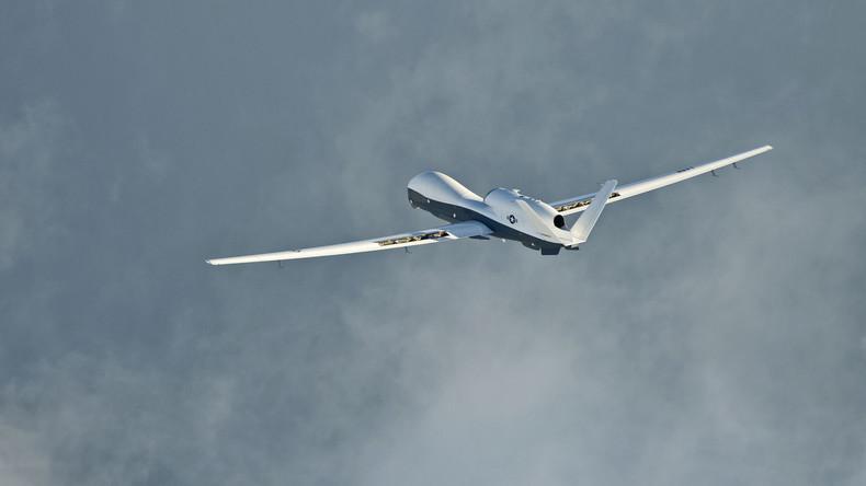 Iran schießt US-Drohne ab – Laut USA flog sie im internationalen Luftraum