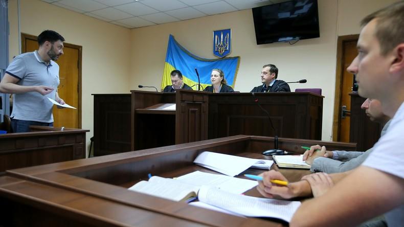 Russischer Journalist Wyschinskij: Mein Fall ist eine Schande für die Ukraine
