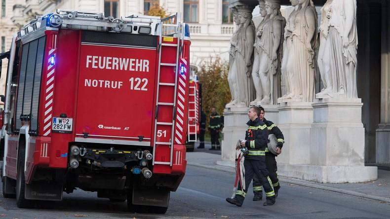 Wien: Tourist löscht Kirchenbrand mit Weihwasser