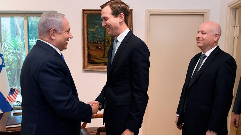 """""""Deal des Jahrhunderts"""" ist ein Groß-Israel – Teil 2"""