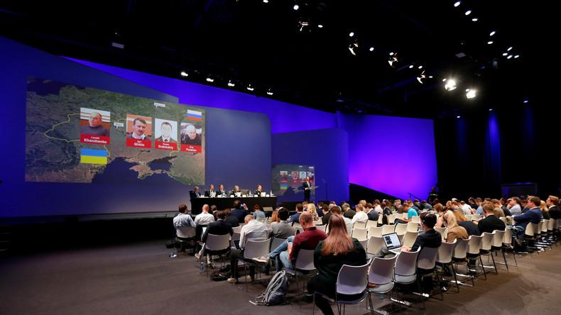 Pressekonferenz zu MH17: Frage der russischen  Journalistin bleibt im Wesentlichen unbeantwortet