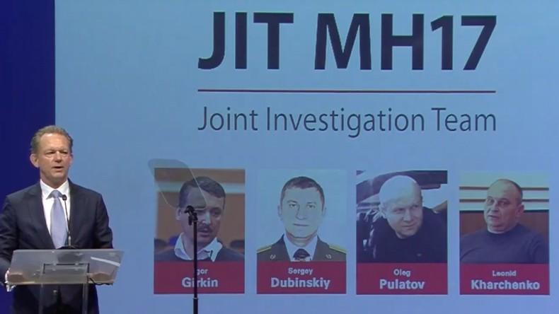 """""""Es gibt keine Beweise"""" – Putin zum MH17-Bericht der JIT"""