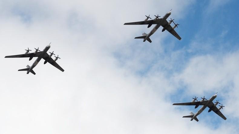 Russisches Verteidigungsministerium: Tupolew-Bomber haben Grenzen Japans nicht überschritten