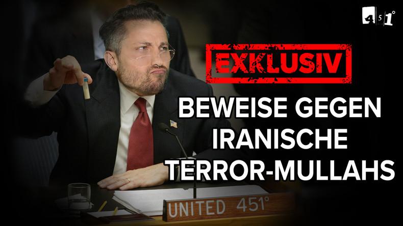 Terror-Mullahs attackieren USA? | Twitter-Chebli zeigt alle an | 451 Grad