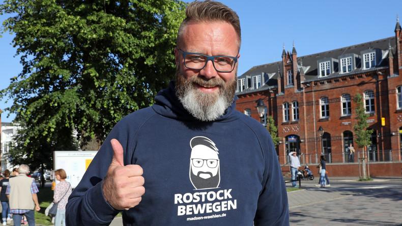 Rostock bekommt ersten Oberbürgermeister ohne deutschen Pass
