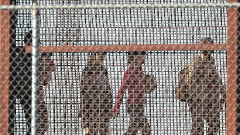 """Konzentrationslager im """"Land der Freiheit""""? Hitzige Debatte um US-Internierungslager"""