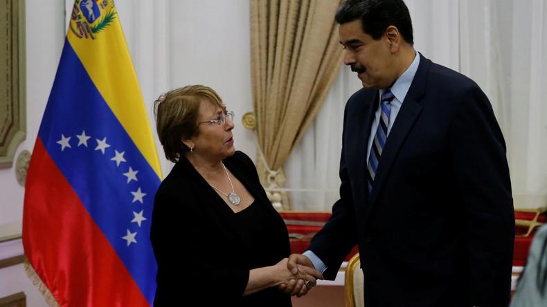 Venezuela gewährt UN-Menschenrechtsexperten Zutritt zu Gefängnissen