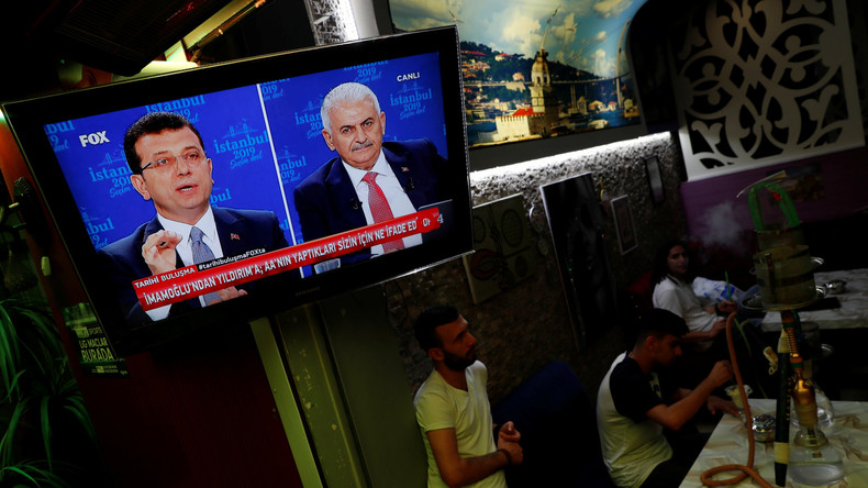 Oppositionssieg deutet sich in Istanbul an: So reagiert die deutsche Politik