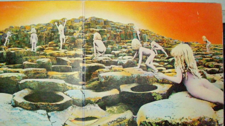 Wegen nackter Kinder: Facebook blockt Coverbild von Led Zeppelin aus den 1970ern
