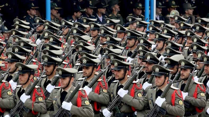 Nach weiteren US-Drohgebärden: Iranisches Militär zeigt sich kampfbereit