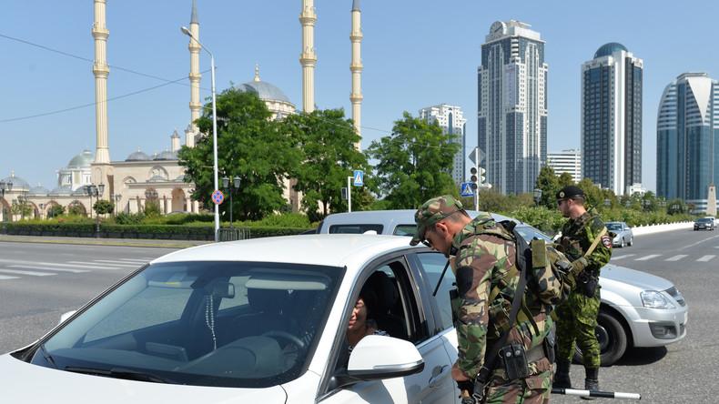 Nordkaukasus: Messerstecher bei Angriff auf Polizisten in Tschetschenien erschossen