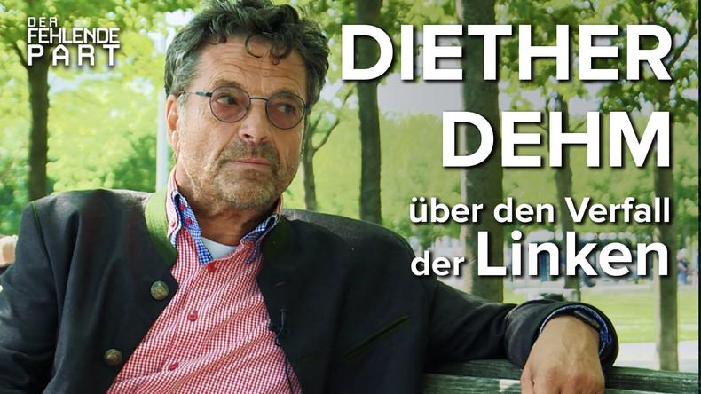 """""""Die schwarz-grüne Katze kriecht aus dem rot-grünen Sack!"""" - Diether Dehm (Die Linke) im Gespräch"""