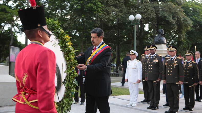 Krise in Venezuela: Russland und China auf der Suche nach einer diplomatischen Lösung