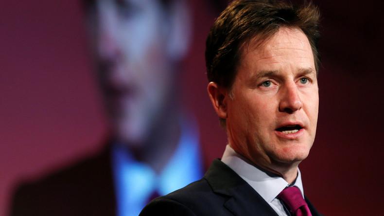 Nick Clegg: Keine Beweise für Einmischung Russlands bei Brexit-Referendum