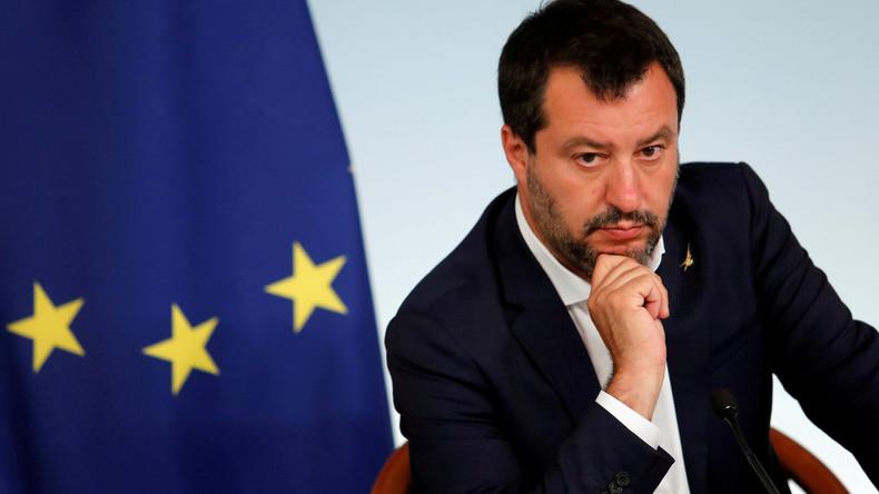 Italienische Revolte gegen Brüssel: Mini-Bots und Zugriff auf die Zentralbank (Video)