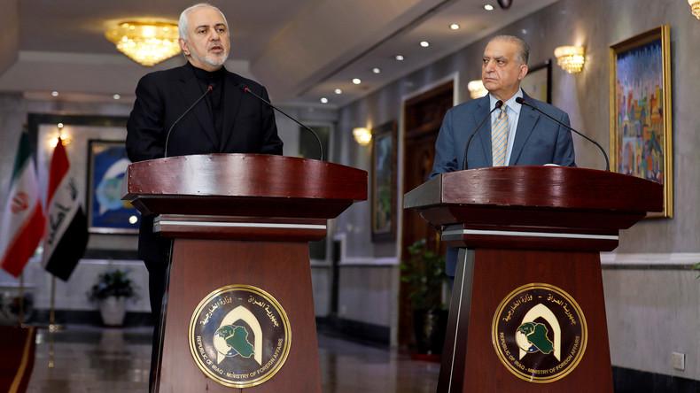 Iran: USA setzen auf Eskalation und versperren mit neuer Sanktionswelle Weg für diplomatische Lösung