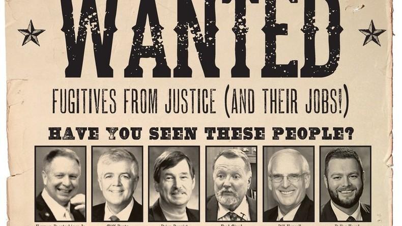 Weil sich nicht über Klimapolitik abstimmen wollen: Elf republikanische US-Senatoren untergetaucht