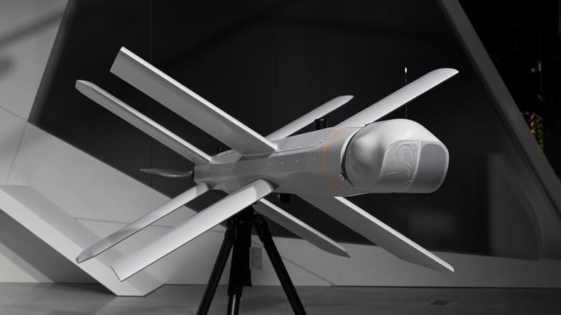Neuheit aus russischer Rüstkammer: Waffenhersteller Kalaschnikow enthüllt modernste Kamikaze-Drohne