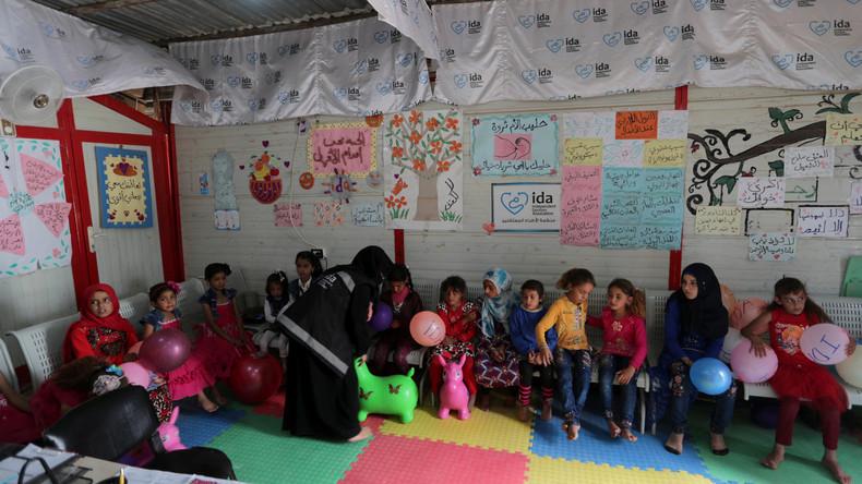 Über 2.000 Kinder von russischen und zentralasiatischen Dschihadisten sitzen im Irak und Syrien fest