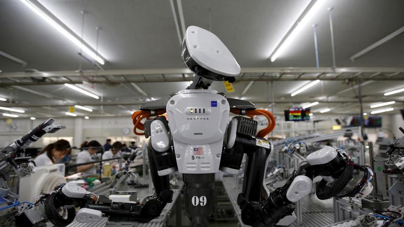 Generation Zukunft: Roboter werden bis 2030 weltweit 20 Millionen Arbeitsplätze kosten