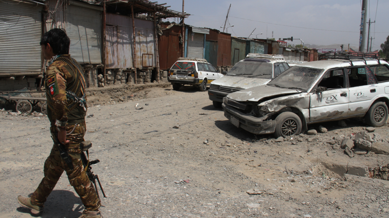 Fast 40 Tote bei Kämpfen in Afghanistan – darunter zwei US-Soldaten