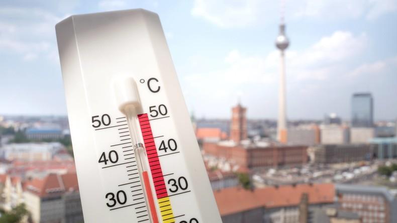 38,6 Grad! Juni-Hitzerekord in Deutschland