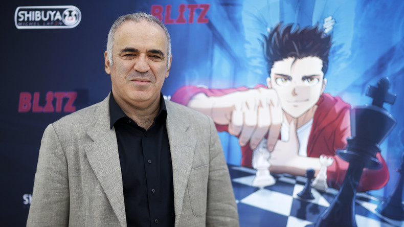 """Fuck you"": Ex-Schachweltmeister Kasparow beschimpft Auswärtiges Amt"