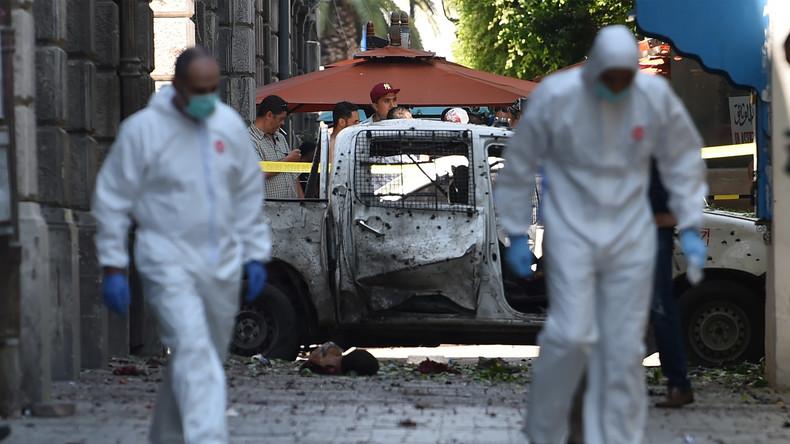 LIVE aus Tunis nach zwei Selbstmordanschlägen mit mehreren Verletzten