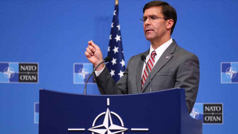 Frankreich warnt USA: Verwickelt NATO nicht in Militäraktion gegen den Iran