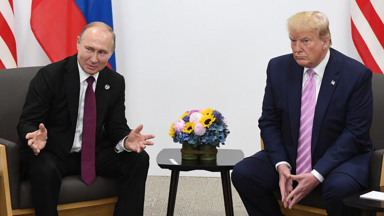 Japan: Putin lädt Trump zum 75. Tag des Sieges nach Moskau ein