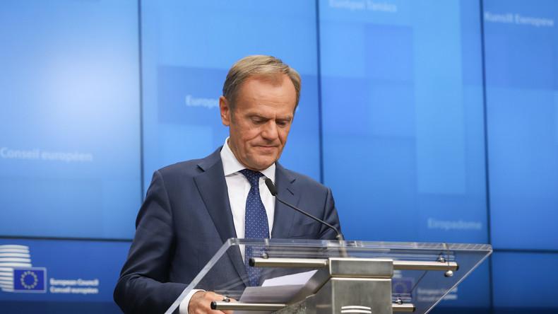 Andeutung von EU-Ratschef Tusk : Timmermans offenbar favorisierter Kandidat als Kommissionschef
