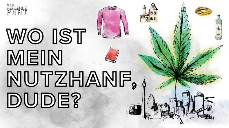 Chemielobby gegen Nutzhanf