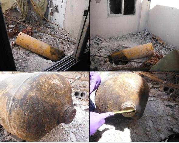 Giftgas in Syrien: OPCW antwortet Russland und verwickelt sich weiter in Widersprüche